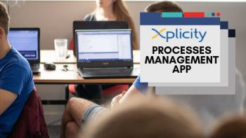 Processes management APP